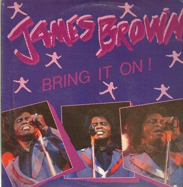 James Brown Bring It On