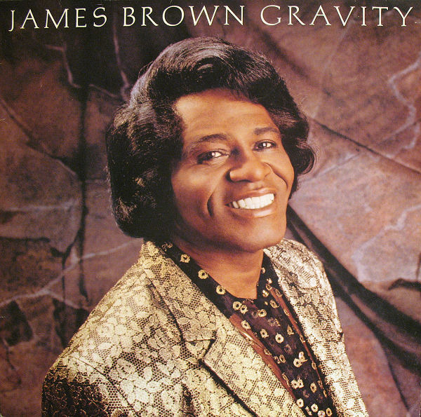 James Brown Gravity (WHITE VINYL)