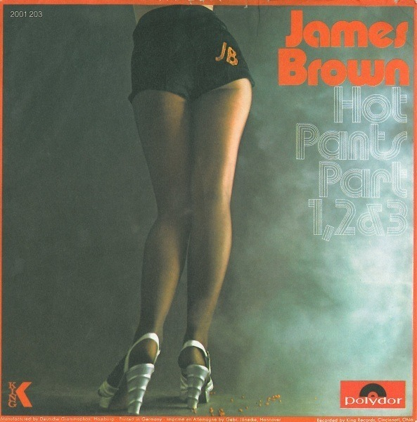 james brown hot pants - part 1,2&3