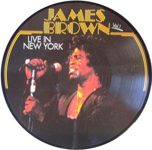 james brown live in new york vol. 1