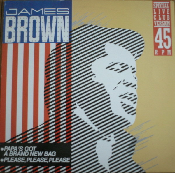 James Brown Papa's Got A Brand New Bag (Live)