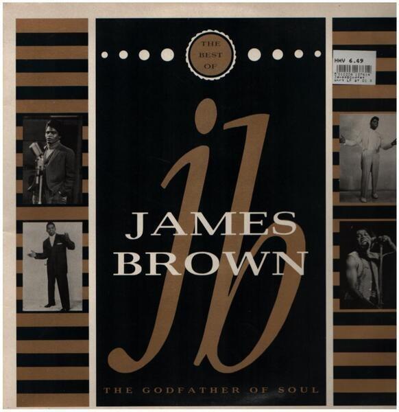 #<Artist:0x00007fce7c8f8e58> - The Best Of James Brown