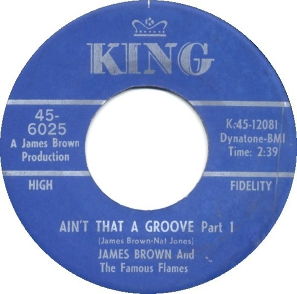 Ain't That A Groove