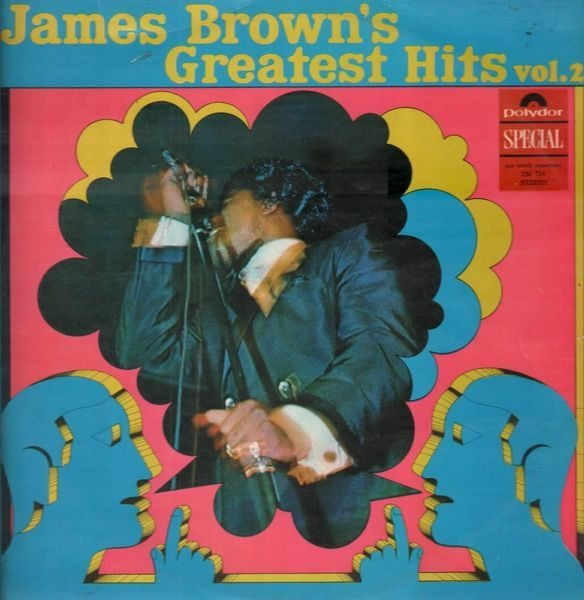 James Brown & The Famous Flames Greatest Hits Vol. 2