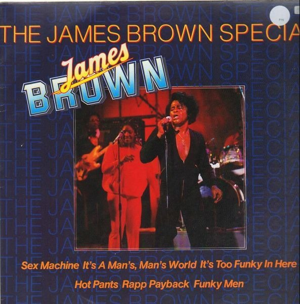 #<Artist:0x007fe9f1947388> - The James Brown Special