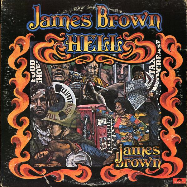 james brown hell (gatefold)