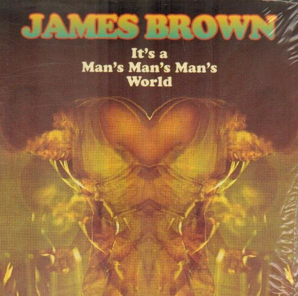 James Brown It's A Man's Man's Man's World (Live In New York 1980) (DIGISLEEVE)