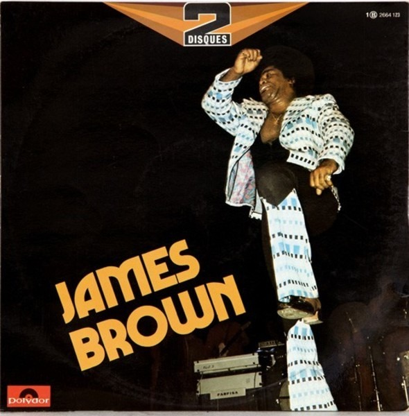 #<Artist:0x007f2782ef8b10> - James Brown