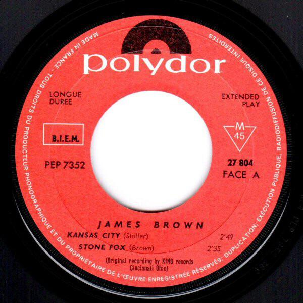 James Brown Kansas City