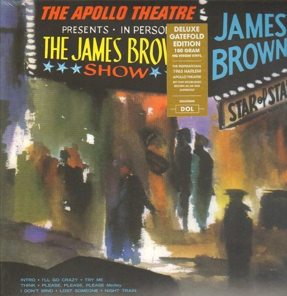 #<Artist:0x007f1760642bd8> - Live at the Apollo