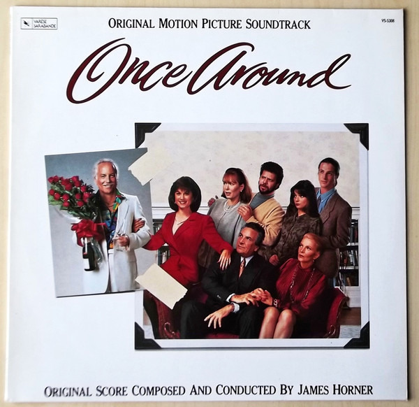 #<Artist:0x00007fcea5279568> - Once Around - Original Motion Picture Soundtrack