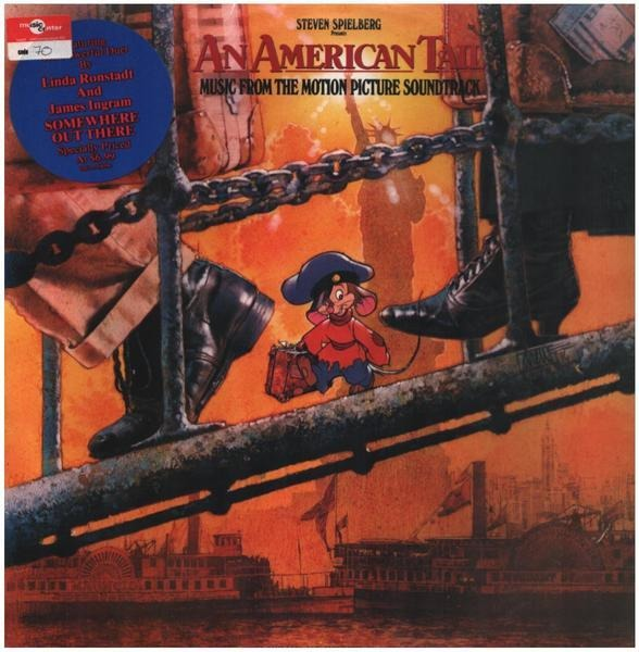 James Horner An American Tail (Music From The Motion Picture Soundtrack) (STILL SEALED)