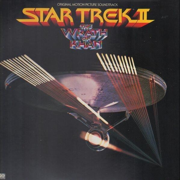 #<Artist:0x0000000007649298> - Star Trek II: The Wrath Of Khan