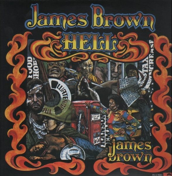 James Brown Hell (STILL SEALED)
