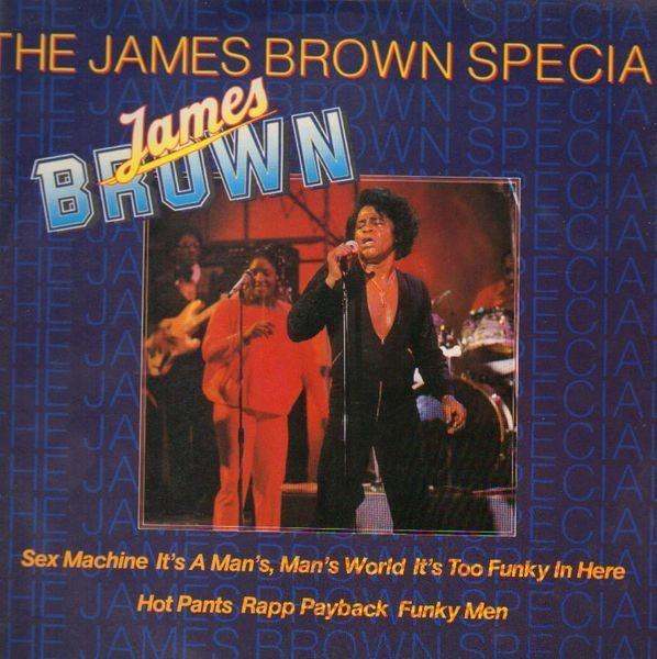 #<Artist:0x00007f8134ad6eb8> - The James Brown Special