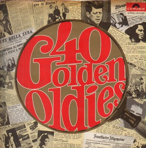 James Brown, The Monkees, Righteous Brothers 40 Golden Oldies
