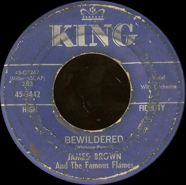 James Brown & The Famous Flames Bewildered