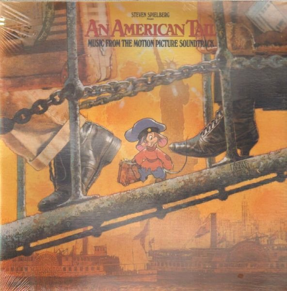 James Horner An American Tail (Music From The Motion Picture Soundtrack)