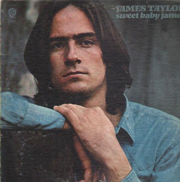 James Taylor - Sweet Baby James Vinyl