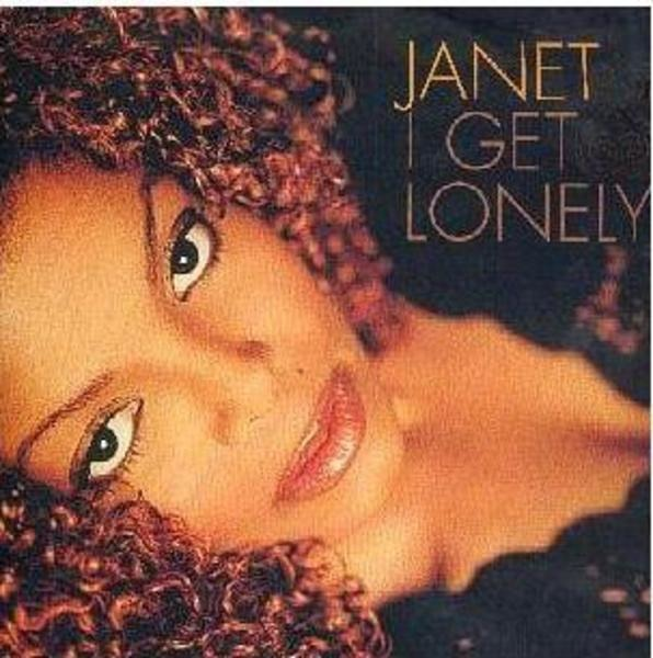 JANET, JANET JACKSON - I Get Lonely - Maxi x 1