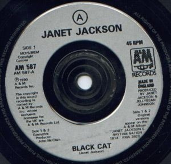 #<Artist:0x0000000005b9bf90> - Black Cat