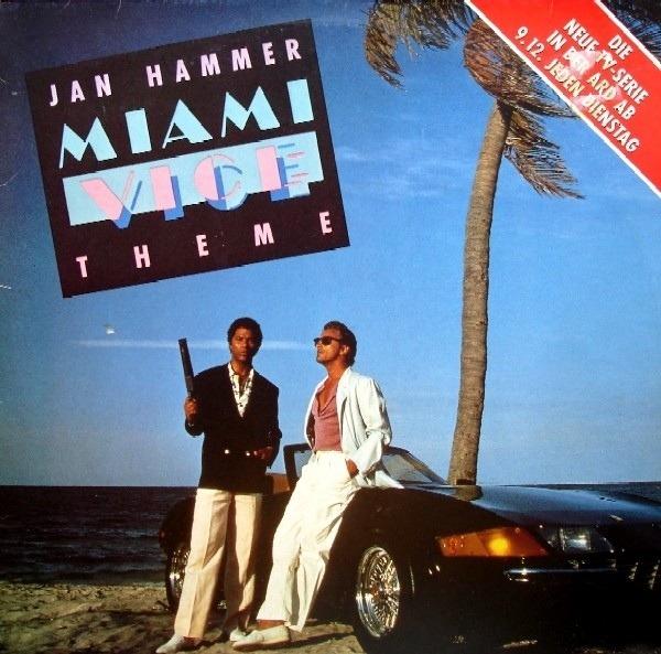 #<Artist:0x00007f651f3f9c70> - Miami Vice Theme