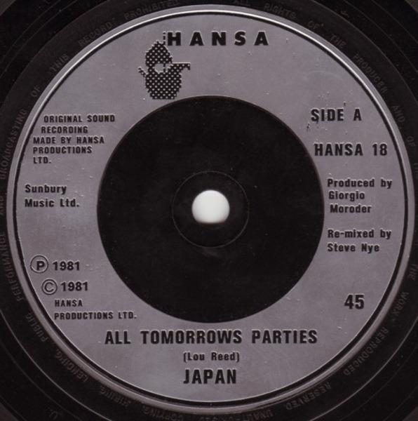 #<Artist:0x0000000007dd0840> - All Tomorrows Parties