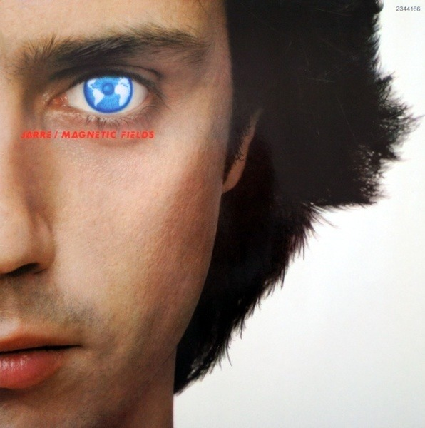JARRE, JEAN-MICHEL JARRE - Magnetic Fields - 33T