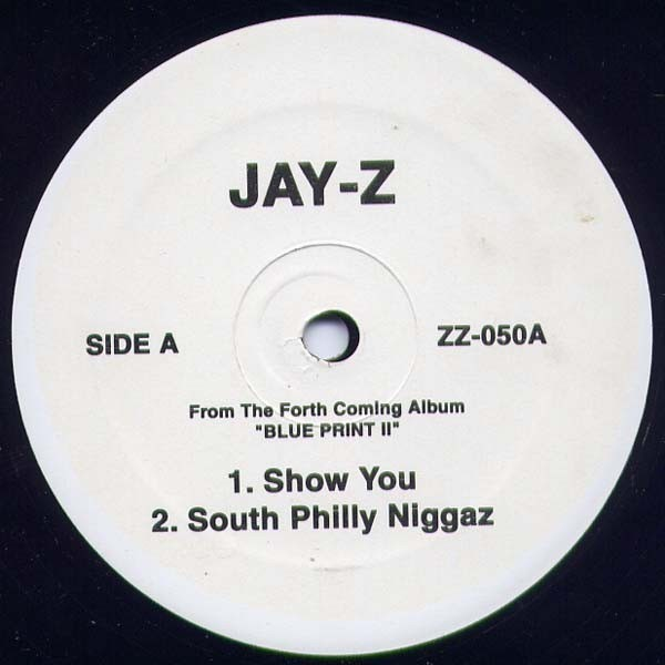 Jay z blueprint 2 records lps vinyl and cds musicstack jay z blueprint sampler still sealed malvernweather Choice Image