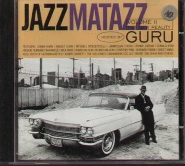 #<Artist:0x007f2782751e48> - Jazzmatazz Vol. 2 'The New Reality'
