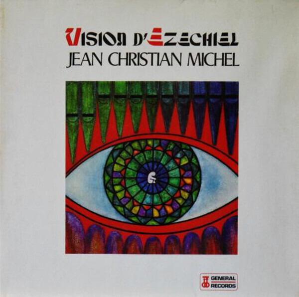 jean-christian michel vision d'ezechiel (gatefold)