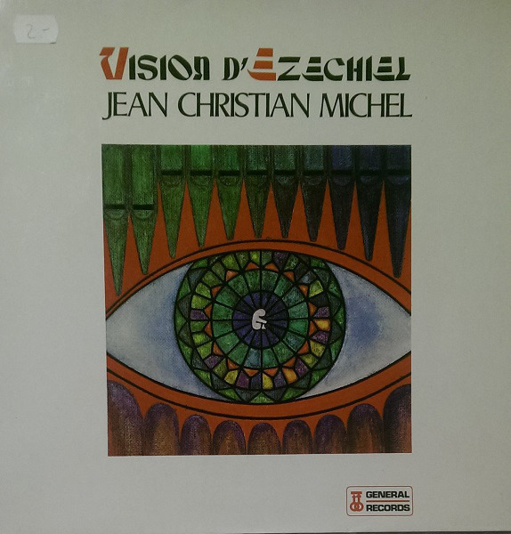 jean-christian michel vision d'ezechiel