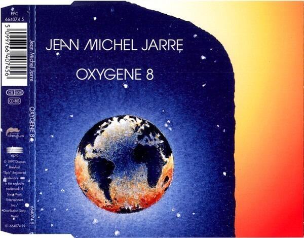 JEAN-MICHEL JARRE - Oxygene 8 - MCD