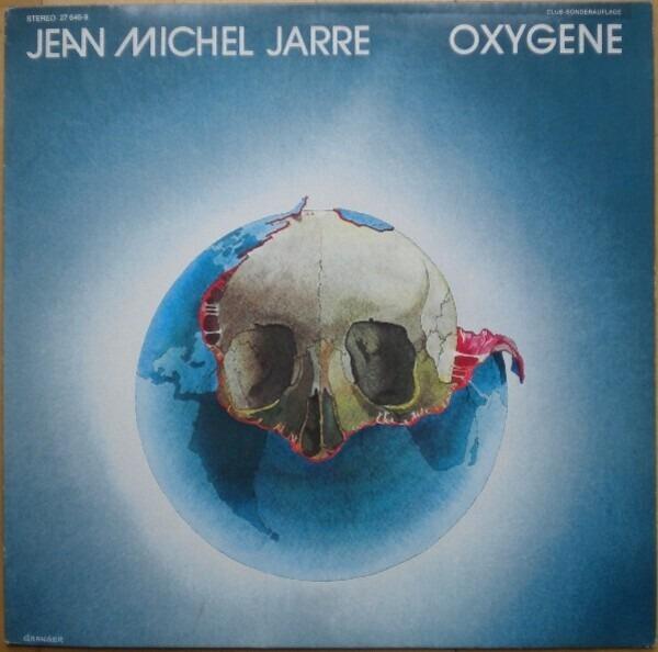 JEAN MICHEL JARRE - Oxygene - 33T