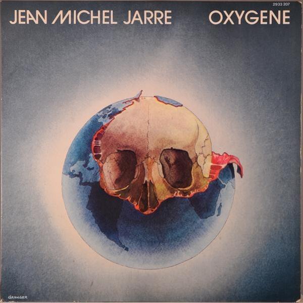 JEAN MICHEL JARRE - Oxygène - 33T