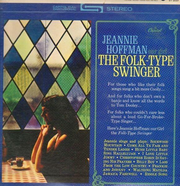 Think, that Jeanne hoffman the folk type swinger really