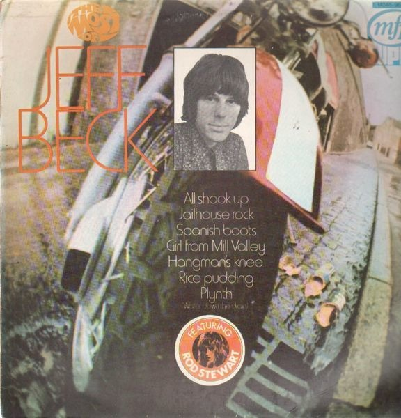 #<Artist:0x00007f8937ba3138> - The Most Of Jeff Beck