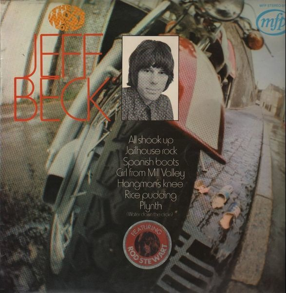 #<Artist:0x0000000005f6bb98> - The Most Of Jeff Beck