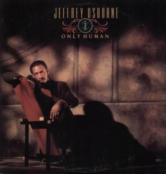 JEFFREY OSBORNE - Only human - LP