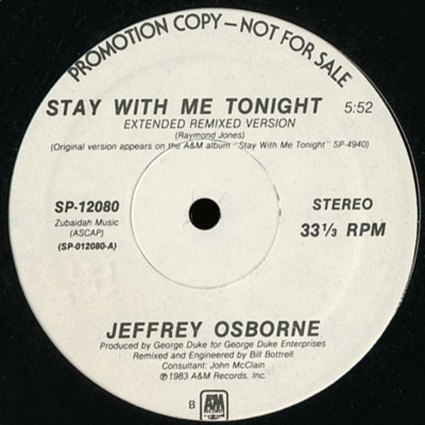 #<Artist:0x00007f651cce3b68> - Stay With Me Tonight