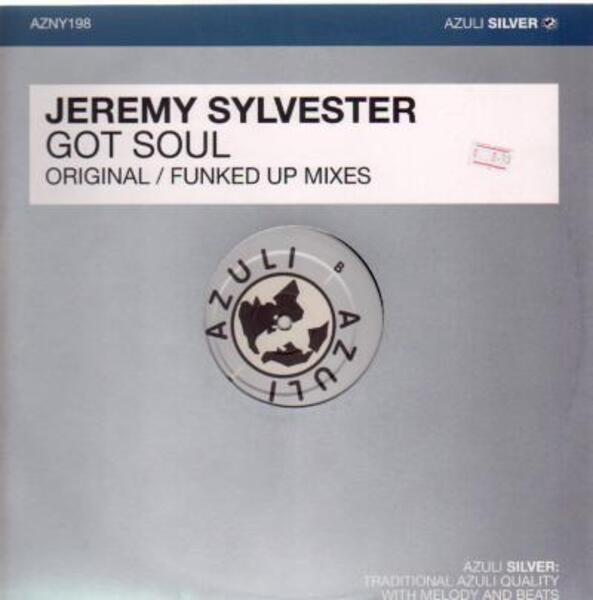 JEREMY SYLVESTER - Got Soul - Maxi x 1