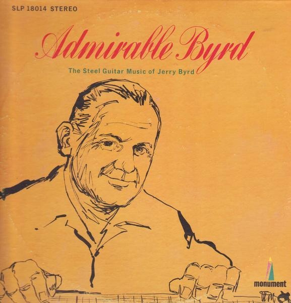 #<Artist:0x00007fce8c892030> - Steel Guitar Vintage Classics No. 7: Admirable Byrd