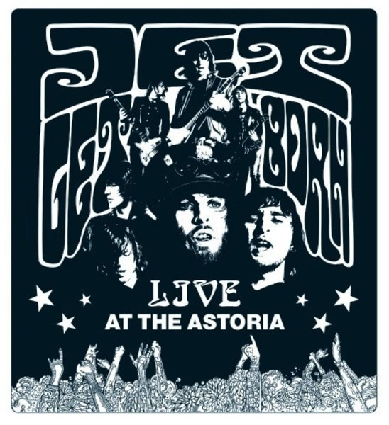 JET - Get Born - Live At The Astoria - DVD