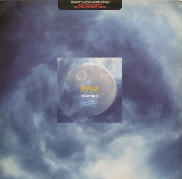 JHANA - The Sentient EP - Maxi x 2