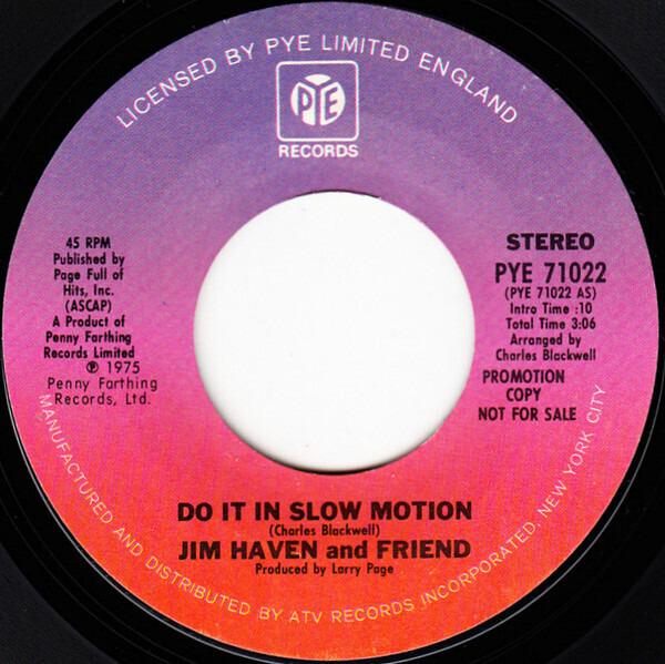 #<Artist:0x00007f4e0e2f9528> - Do It In Slow Motion
