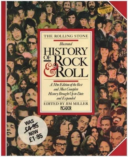 #<Artist:0x0000000006a239a0> - The Rolling Stone Illustrated History of Rock & Roll