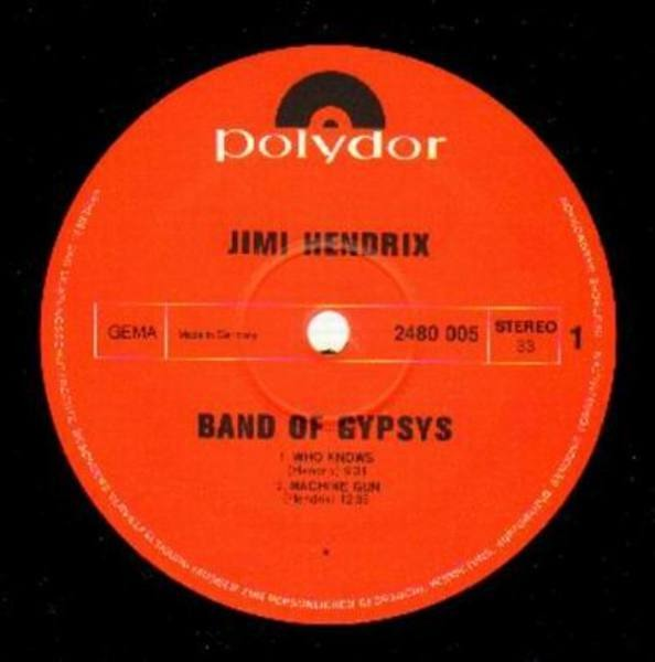 #<Artist:0x000000000506d600> - Band of Gypsys