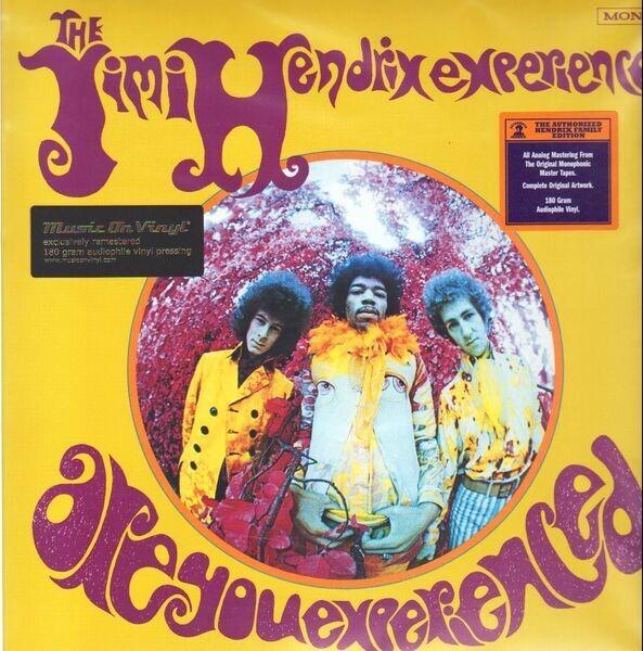 the jimi hendrix experience are you experienced (180 gram vinyl)