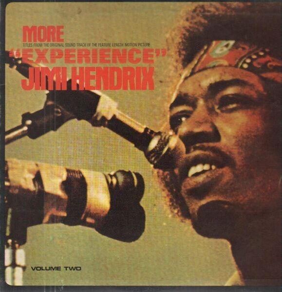 jimi hendrix more  'experience' jimi hendrix  (volume two)