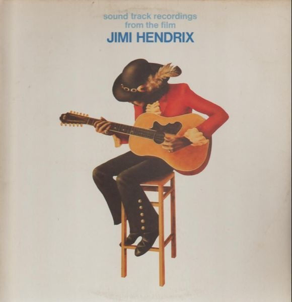 jimi hendrix sound track recordings from the film jimi hendrix